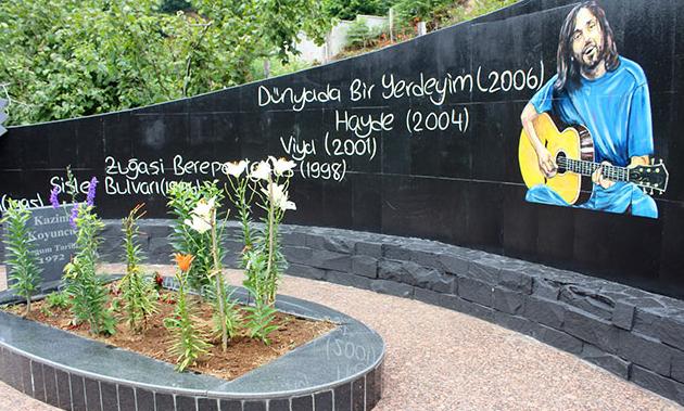 Kazım Koyuncu Anıt Mezarı