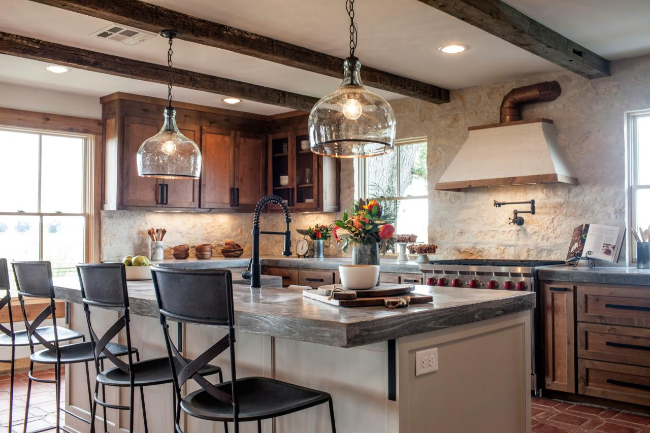 farmhouse kitchen cabinets floor tiles for 11 stunning kitchens that will make you want