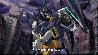 Gundam Build Divers Episode 3 Subtitle Indonesia