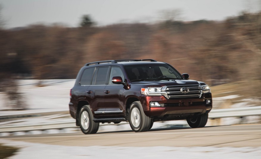 Toyota Land Cruiser 2016 - Photo Toyota Land Cruiser