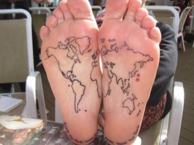 ma destinée est de vagabonder.: l'inspiration. tattoos for ...
