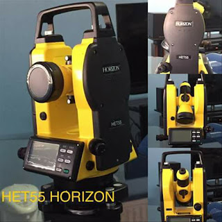 Theodolite Digital Horizon HET-55 */* Marga Setia Group