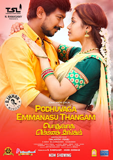 Podhuvaga En Manasu Thangam (2017) 480p 720p Hindi Dubbed HD
