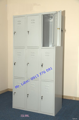 Tủ Locker Godrej 9 Ngăn
