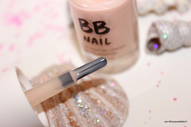 BB Nail - Vernis de soins - Nailmatic - Blog beauté Les Mousquetettes©