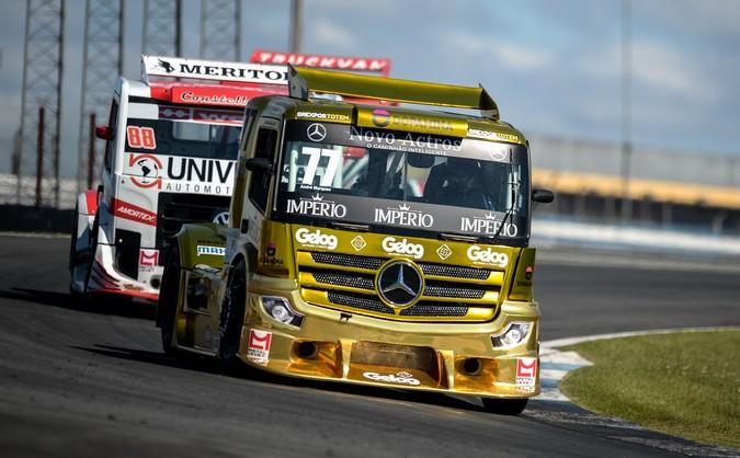 Curitiba revela os três últimos finalistas da Copa Truck