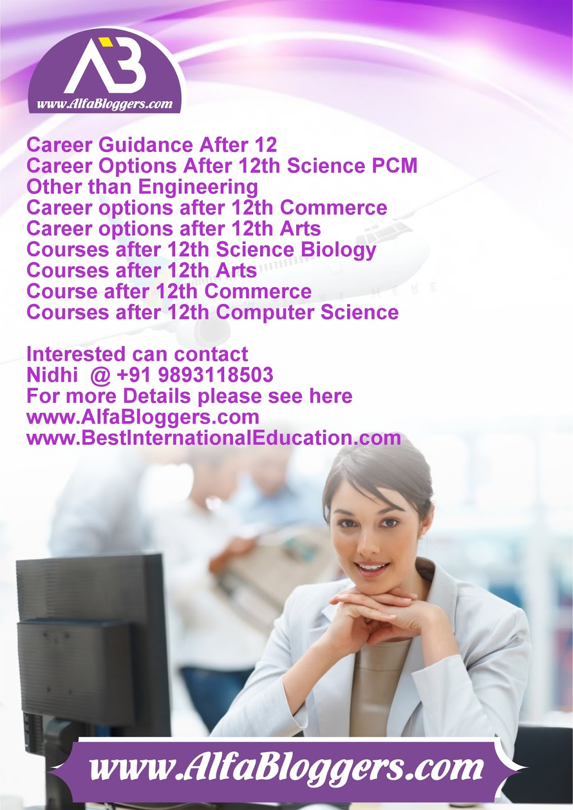 What is the best career option after 12th science