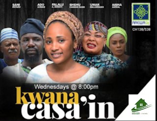 90-DAYS HAUSA DRAMA REVIEW