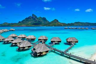 6 Destinasi Liburan dengan Pemandangan Terindah