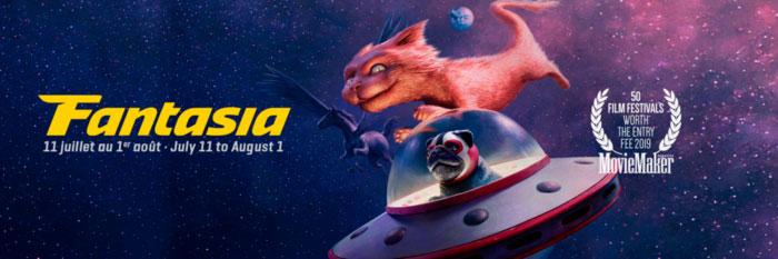 Festival Internacional de Cine Fantasia 2019