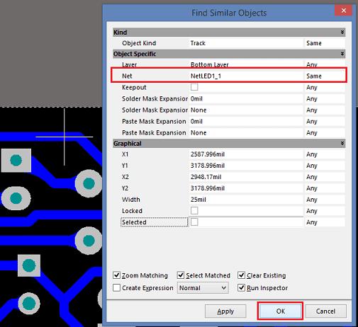 Điều chỉnh nhanh kích thước đường mạch (Net) đã vẽ 2