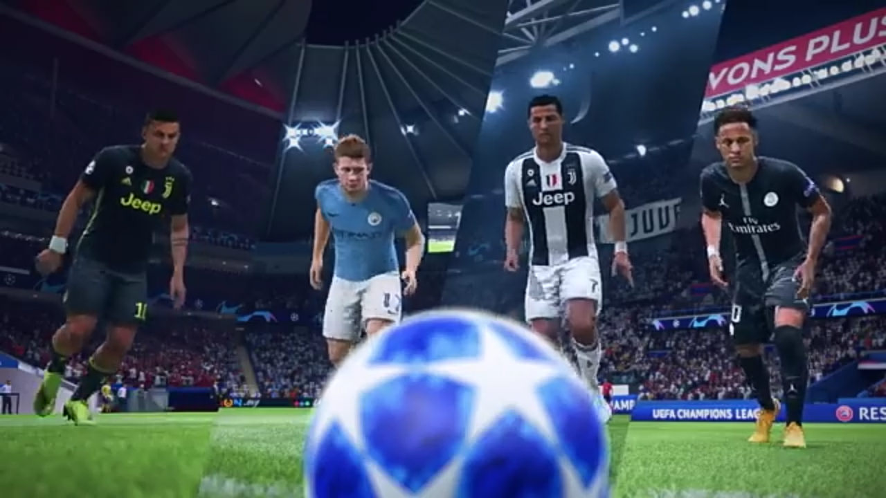 Fifa 19 new update version 1.03 for ps4, xbox one and pc