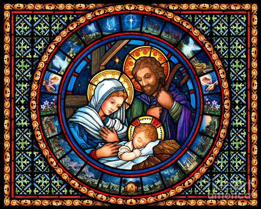 Imagenes Sagrada Familia Navidad.Mr Mario S Reflections Navidad Y La Sagrada Familia