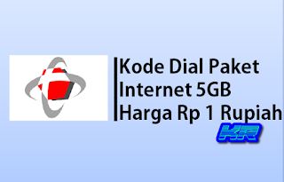 Paket Internet Telkomsel 5GB Combo Harga Rp 1