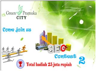 Kontes Seo Green Pramuka City Bagian ke-2