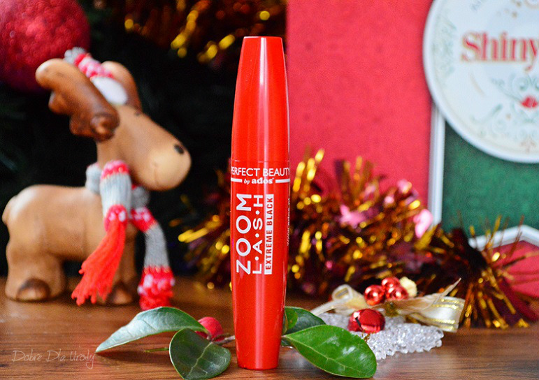 All I want for Chistmas is ShinyBox - Perfect Beauty by Ados Mascara ZOOM LASH Extreme Black
