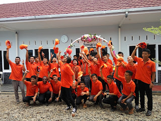 Peresmian Asrama Putra Dasuki STT Diakonos
