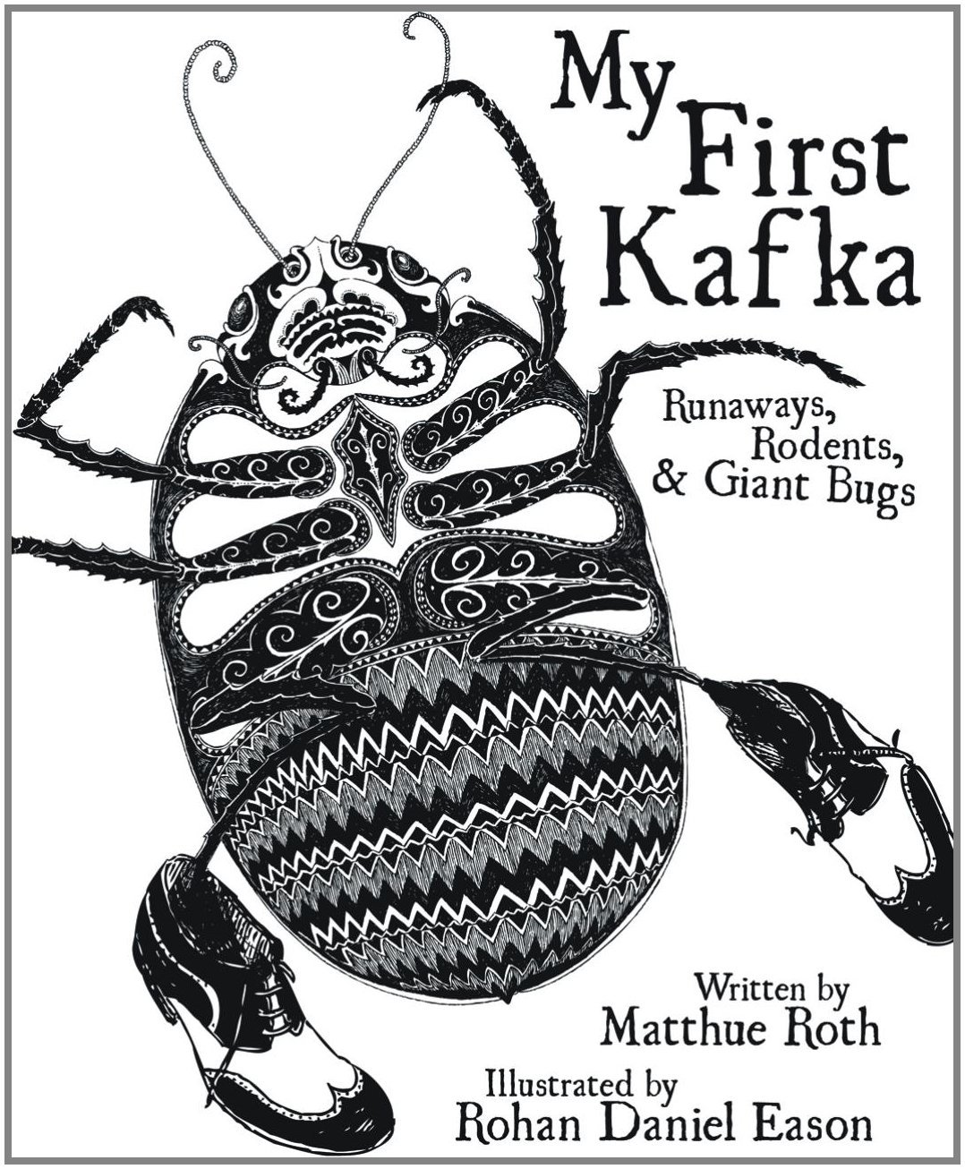 Once Upon A Blog...: Kafka for Kids (Very Different Sorts