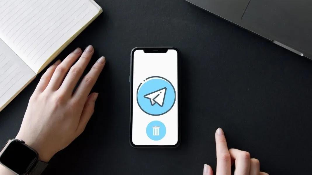 كيفية إرسال رسائل الحذف التلقائي في جميع الدردشات على Telegram