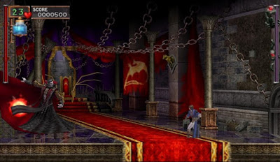 Download Castlevania Dracula X Chronicles PSP PPSSPP High Compress