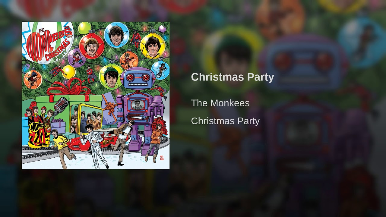 Monkees Christmas Party.The Texas Prairie Chicken Home Companion Episode 21
