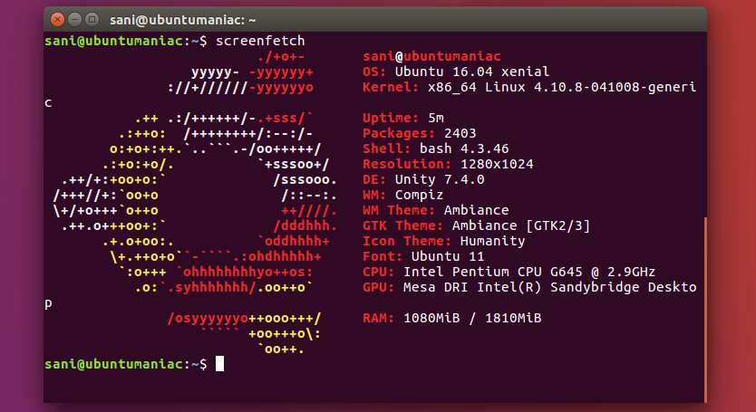 linux ubuntu 16.10 download