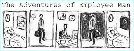 trabajar es malo efectos negativos