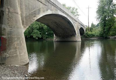 Schiavoni Park in Hummelstown Pennsylvania - Swatara Creek