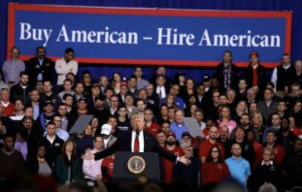 156,949,000: Number of Employed Americans Sets 18th Record of Trump Era