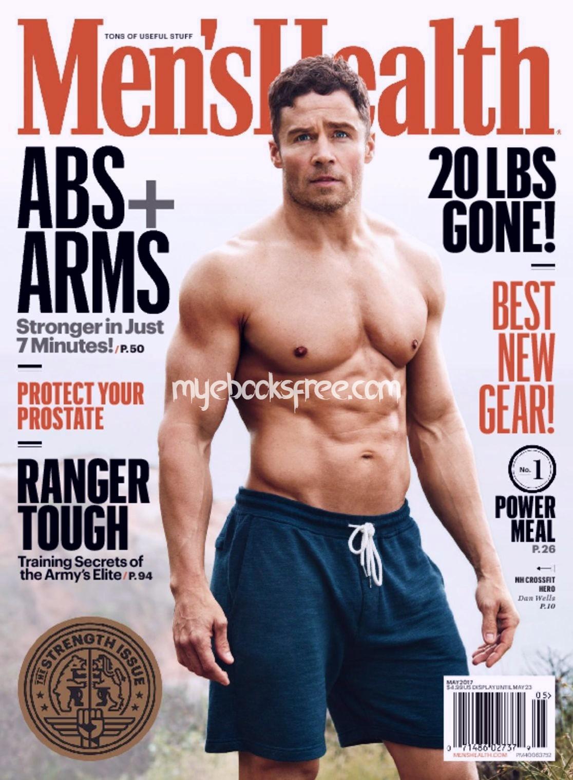 Men's Health Pdf Magazine Book