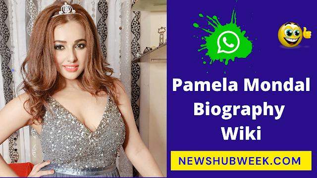 Pamela Mondal Biography, Age, Height, Boyfriend (Ullu Actress)