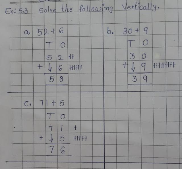 Math virtual class
