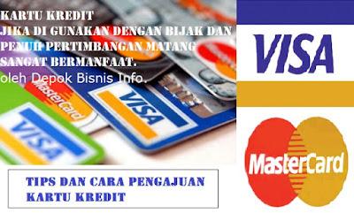 Tips, Dan, Cara, Pengajuan, Kartu, Kredit, Agar, Di, Terima, Depok, Bisnis, Info