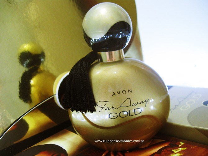 Perfume Avon Far Away Gold