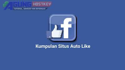 Kumpulan Link Situs Auto Like Facebook Terupdate, Wajib Coba