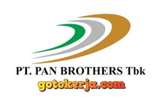 loker  PT Pan Brothers Tbk (SMA/SMK-D3-S1)