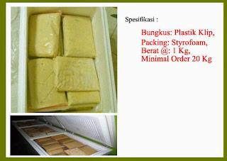 Daging Buah Durian dari Maidaniipancakedurian