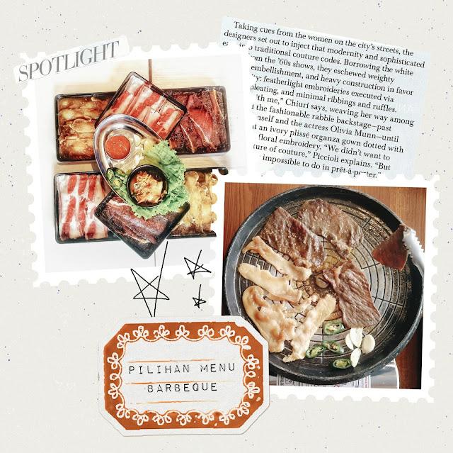 Korean barbeque halal