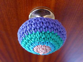 crochet doorknob covers