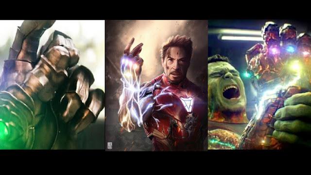 Tony stark Snap vs Hulk snap vs Thanos snap in marvel's EndGame