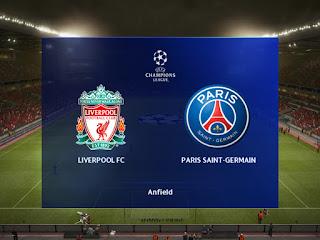 PES 2013 Champions League 19-20 scoreboard
