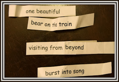 word box poems