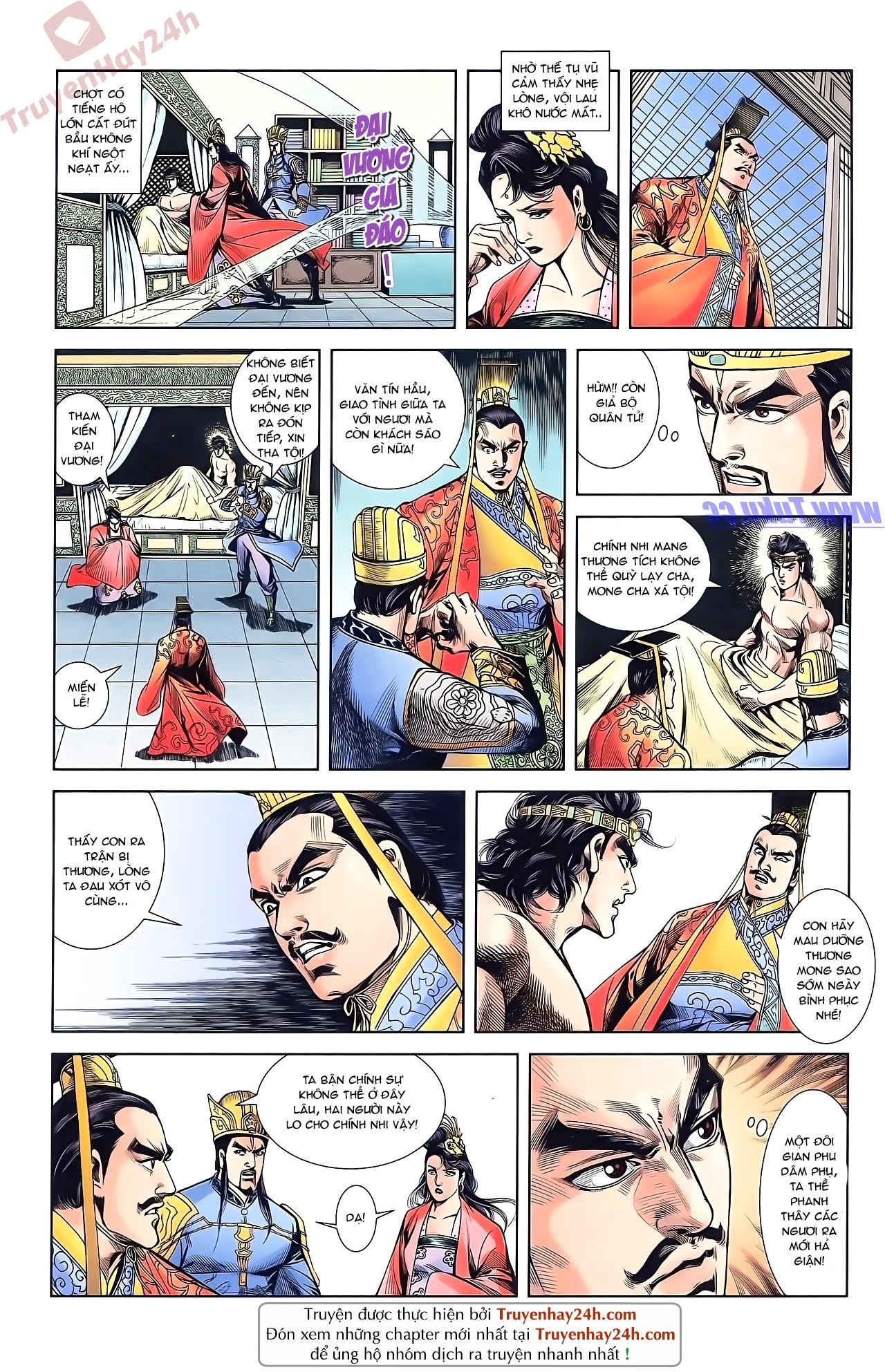 Tần Vương Doanh Chính chapter 50 trang 15