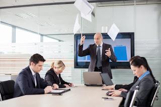 Punya Boss Yang Toxic, Berikut Cara Mengatasinya Kaum Rebahan ID