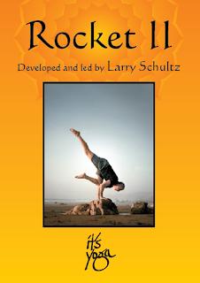 Island Yoga Rocket Ii Ashtanga Yoga Dvd