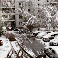 Beautiful Spring Season in Russia