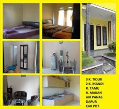 Villa Mutiara F3 Batu 3 Kamar Tidur