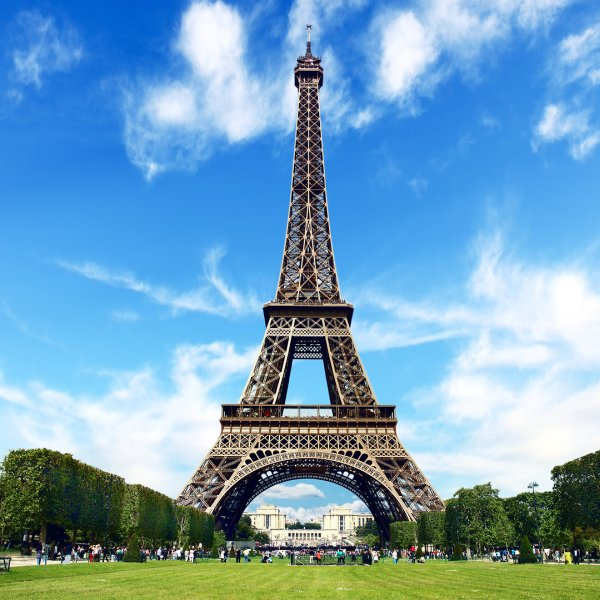 The Eiffel Tower Is Opened To Visitors Today