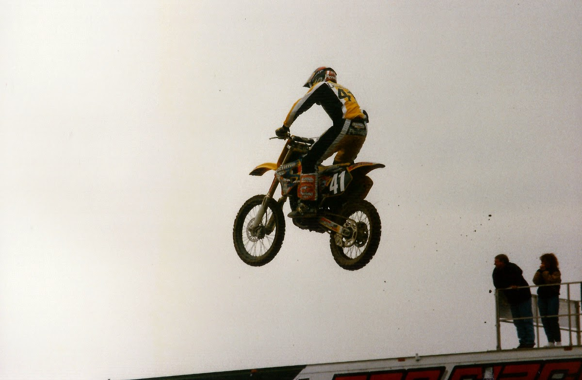Shaun Perolio High Point 1998