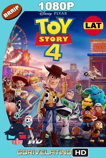 Toy Story 4 (2019) BRRip 1080p Latino-Ingles MKV